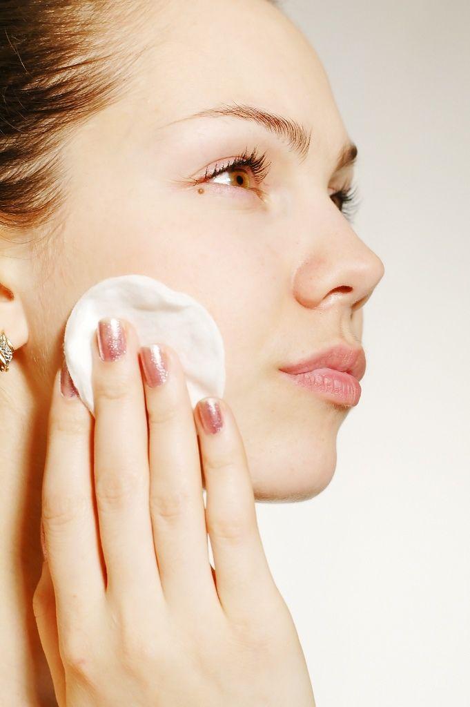 cuidarse para prevenir el acné